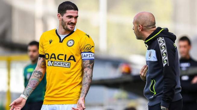 Spezia-Udinese 0-1, la decide un rigore di De Paul
