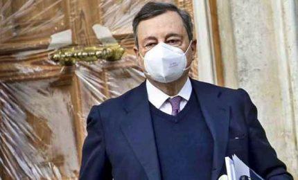 Draghi lavora al suo Governo, tecnico o anche politico primo nodo
