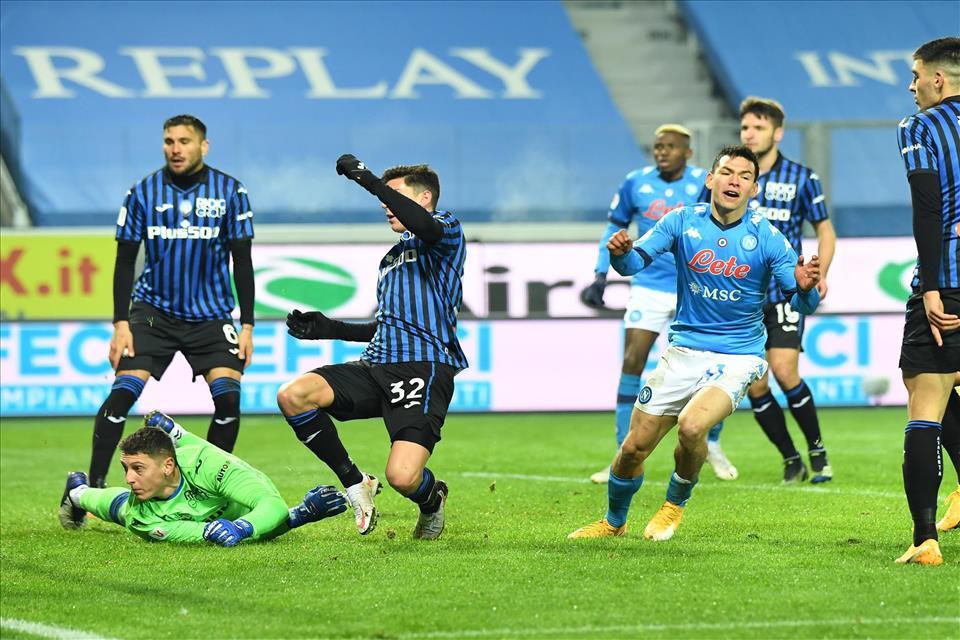 Atalanta-Napoli 3-1, orobici in finale con la Juve