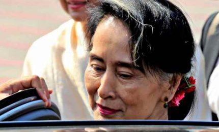 La caduta di San Suu Kyi, da icona democratica a speranza svanita