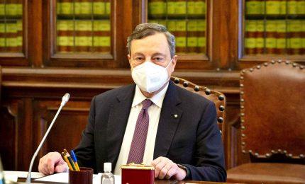 Draghi illustra il suo programma: a scuola d'estate e tre riforme