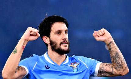 Lazio-Sampdoria 1-0, la decide Luis Alberto
