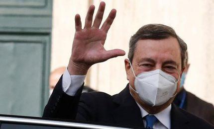 Problema abbondanza per Draghi, rebus sintesi per alleanza larga