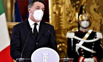 Renzi (IV): siamo al fianco di Draghi, errore porre veti