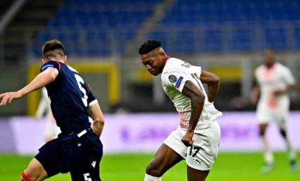 Europa League, Milan e Roma agli ottavi. Napoli eliminato