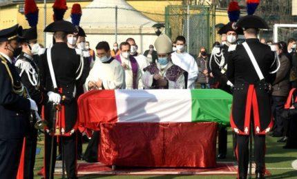 A Limbiate l'ultimo saluto all'ambasciatore Luca Attanasio