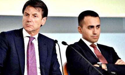 Conte-Di Maio spingono M5S su Draghi ma resta ombra scissione