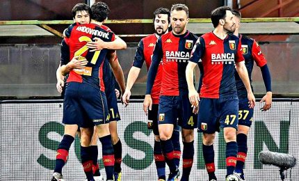 Genoa-Udinese 1-1, De Paul riprende Pandev al Ferraris