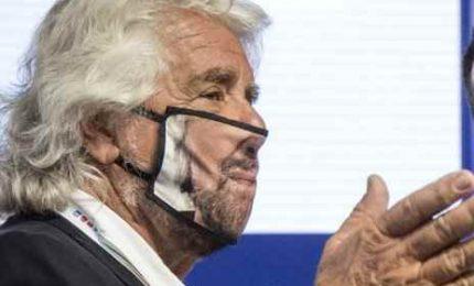 Grillo spinge M5s verso Draghi, tra i senatori contrari primi ripensamenti