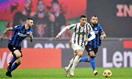 Ronaldo ribalta l'Inter. A San Siro primo round 1-2 per la Juve