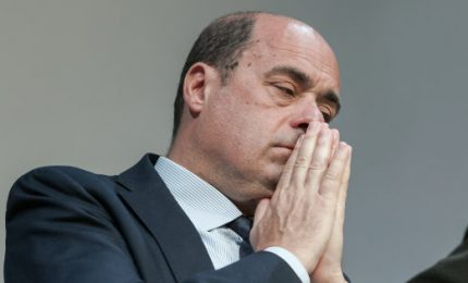 """Grillo e Sardine tentano di """"annacquare"""" il Pd. Zingaretti si risveglia: """"Chiarezza"""""""