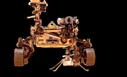 L'arrivo su Marte dal punto di vista del rover Perseverance