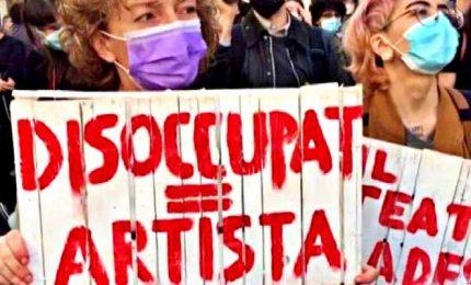 I lavoratori dello spettacolo in piazza: ripartire in sicurezza