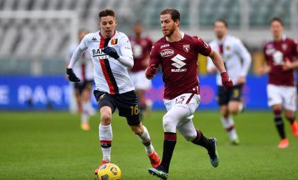 Torino-Genoa 0-0, poche emozioni e tanta attenzione