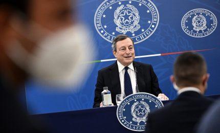 """Draghi accelera per varare """"Dl Imprese"""" entro fine mese, ipotesi 40 miliardi di euro"""