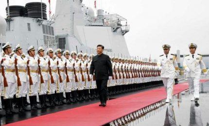 Cina supera Usa: ha la più grande flotta navale al mondo