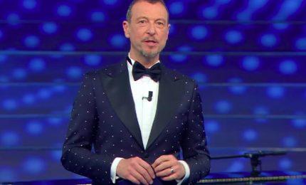 "Amadeus: ""Percorso durissimo. Per me Sanremo comincia ora"""