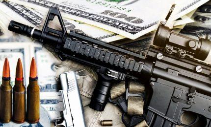 Usa, Francia e Germania i primi tre esportatori di armi al mondo. Italia 10ma