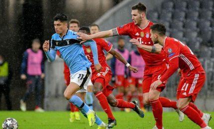 Bayern-Lazio 2-1, termina l'avventura Champions dei biancocelesti
