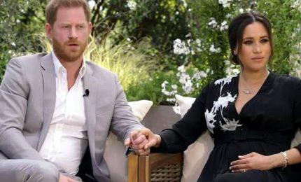 Harry e Meghan alla Cbs: rivelazioni e accuse di razzismo a corte