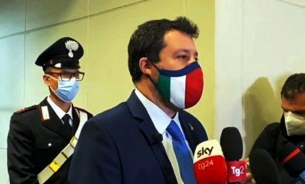 Open Arms, procura Palermo chiede rinvio a giudizio per Salvini