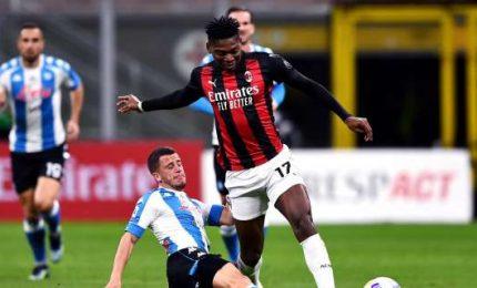 Milan-Napoli 0-1, per gli azzurri vive speranze di zona Champions