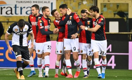 Parma-Genoa 1-2, Scamacca entra e ribalta i ducali