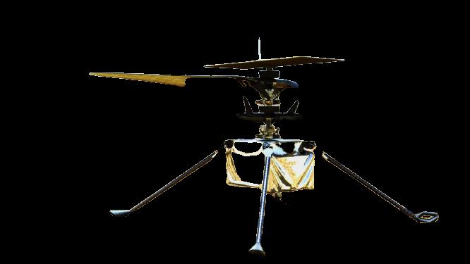 Perseverance prepara il primo volo di Ingenuity su Marte