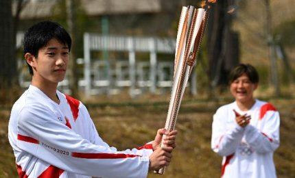 Tokyo2020, al via da Fukushima la staffetta della torcia olimpica