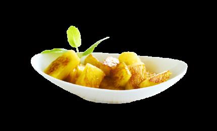 Ananas caramellato, dessert facile e gustoso