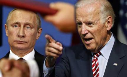 """Usa-Russia, alta tensione. Biden: Putin """"assassino"""". Mosca: """"Attacco ai russi"""""""