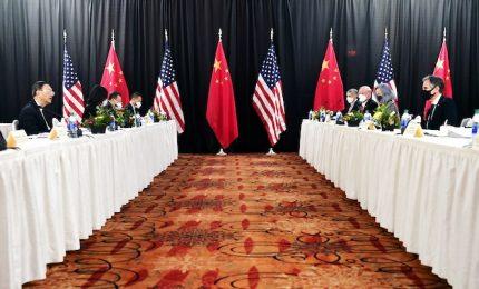 Usa-Cina, il grande freddo dopo primo giorno summit tra accuse