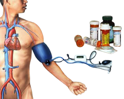 Scoperto uno dei misteri dell'ipertensione resistente