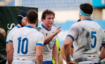 L'Italia chiude con un tracollo: 52-10 in Scozia
