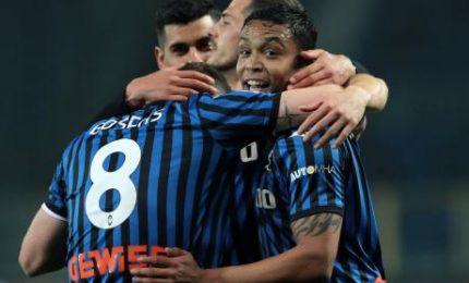 Atalanta-Spezia 3-1, doppietta di Pasalic. Vince pure la Lazio
