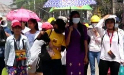 Myanmar, Onu: sconvolti per violenza, 138 morti dopo il golpe