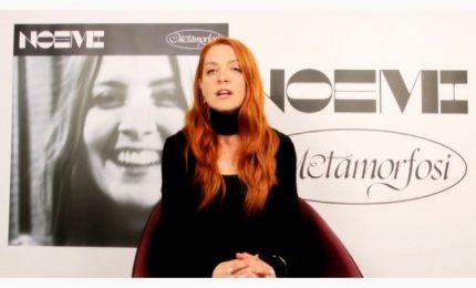 """Noemi racconta il suo brano al festival """"Glicine"""""""