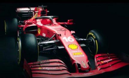 Presentata la nuova Ferrari: è la stagione delle sfide