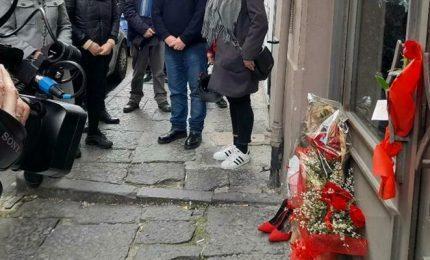 Femminicidio Ornella Pinto, dolore e rabbia ai funerali a Napoli