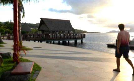 Covid, Polinesia verso la normalità. Aprono bar, teatri, bowling