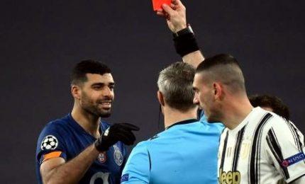Champions, la Juve vince 3-2 ma il Porto passa ai supplementari