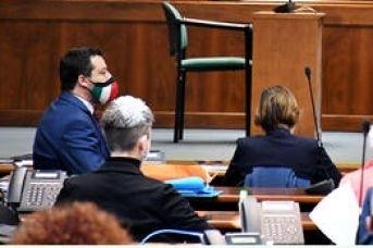 Gregoretti, pm Catania chiede non luogo a procedere per Salvini