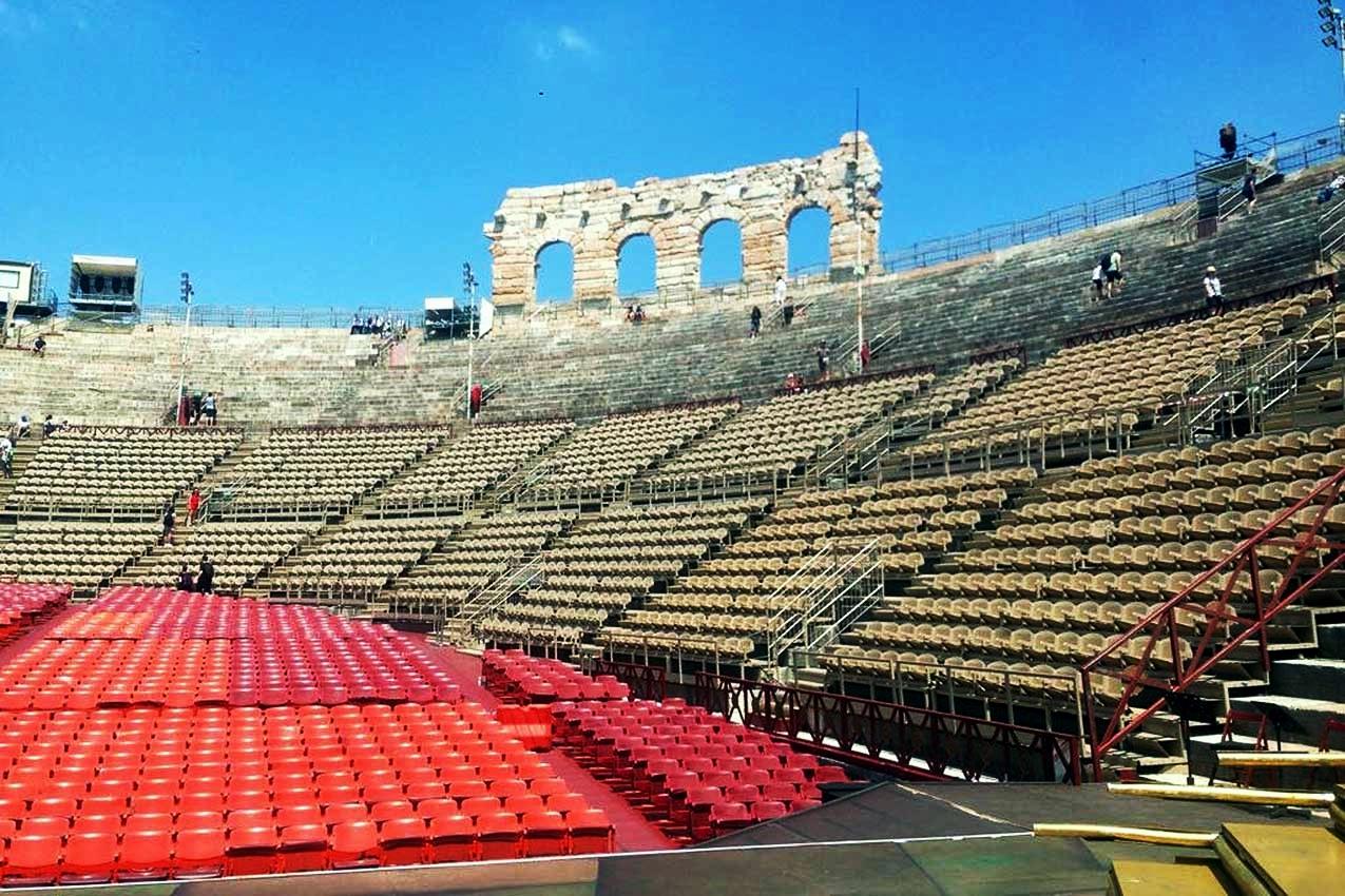 Arena di Verona: pronto il protocollo pilota per stagione estiva
