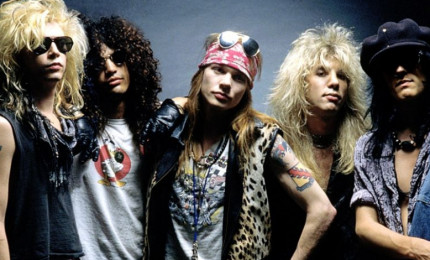 I Guns N' Roses annunciano l'unica data italiana del tour