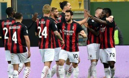 Milan-Genoa 2-1, colpo Champions dei rossoneri
