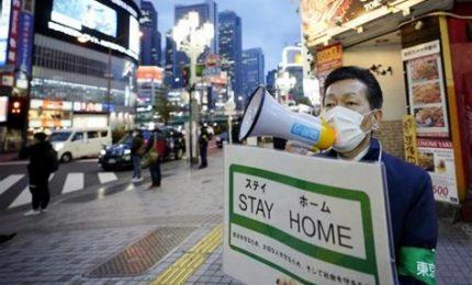 In Giappone nuovo stato d'emergenza Covid. Olimpiadi tornano a rischio