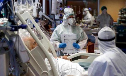 Coronavirus, Gimbe: terapie intensive piene in 12 regioni