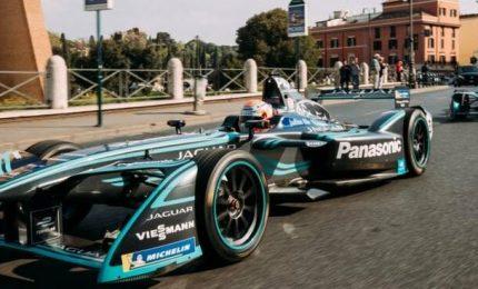 Formula E, tutto pronto a Roma per la gara elettrica in era Covid