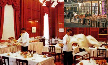 Anche in tempo di Covid i parlamentari non rinunciano al magna magna, al ristorante solo i deputati