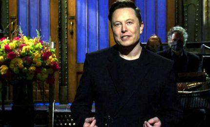 Elon Musk dice no ai bitcoin e la valuta digitale crolla